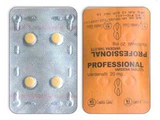 Generiska Professional Viagra Tabletter